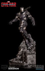 War Machine Legacy Replica Statue