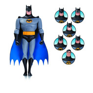 Batman Animated Expressions Pack