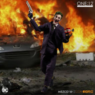 mezco one 12 collective joker action figure