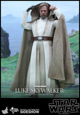 hot toys force awakens luke skywalker sixth scale figure