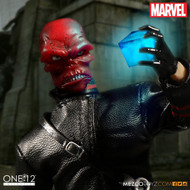 mezco red skull one 12 collective action figure