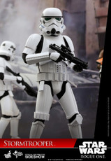 hot toys rogue one stormtrooper 1:6 scale figure