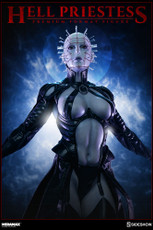 sideshow collectibles hell priestess premium format figure
