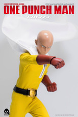 threezero one punch man saitama sixth scale figure