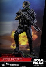 hot toys rogue one death trooper specialist deluxe version figure