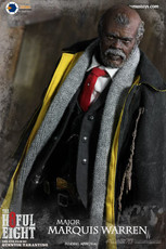 asmus toys hateful eight major marquis warren 1/6 scale figure