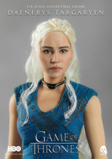 threezero game of thrones daenerys targaryen 1/6 scale figure