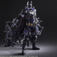 square enix dc comics variant play arts kai batman rogues gallery mr freeze figure