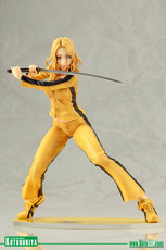 kotobukiya kill bill the bride bishoujo statue