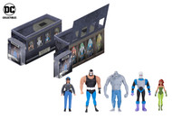 Batman: The Animated Series GCPD Rogues Gallery Action Figure Pack