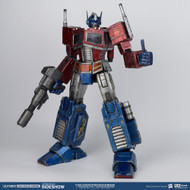 threea optimus prime classic edition collectible figure