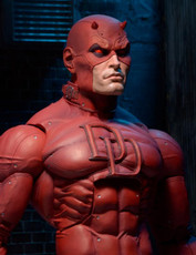 neca marvel classics 1/4 scale daredevil action figure