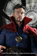 neca doctor strange 1/4 scale figure