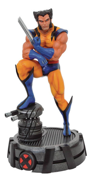 diamond select marvel premier collection wolverine statue