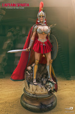 phicen captain sparta 1/6 scale figure
