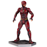 dc collectibles justice league movie flash statue