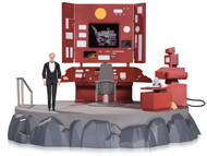 dc collectibles batman the animated series batcave vignette
