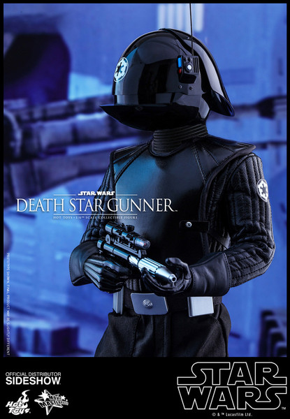 hot toys death star gunner 1/6 scale figure