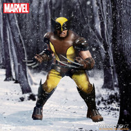mezco toyz one: 12 collective wolverine