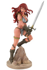 Red Sonja Statue by Amanda Conner
