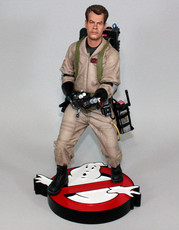 Ghostbusters Stantz 1:4 Scale Figure