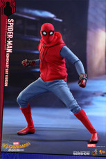 Hot Toys Spider-Man (Homemade Suit Version)