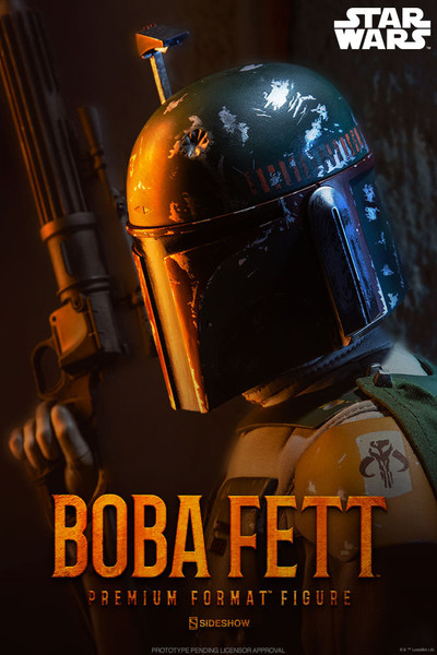Sideshow Collectibles Boba Fett Premium Format Figure (Return of the Jedi)