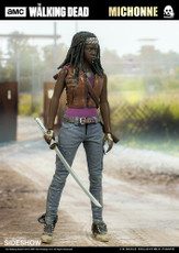 Threezero The Walking Dead: Michonne 1:6 Scale Figure