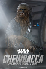 Sideshow Collectibles Chewbacca Premium Format Figure