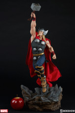 Sideshow Collectibles Thor - Avengers Assemble Statue