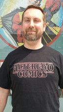 Alter Ego Comics T-Shirt