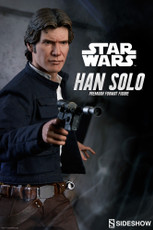sideshow collectibles han solo premium format figure 300500