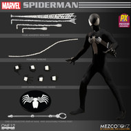 mezco toyz one 12 collective previews exclusive spider-man