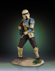 gentle giant shore trooper collectors gallery statue