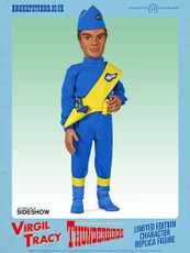 big chief studios thunderbirds virgil tracy international rescue sixth scale figure