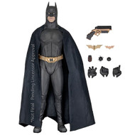 neca batman begins quarter scale figure
