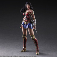 wonder woman movie play arts kai figure