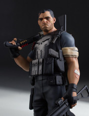 punisher collectors gallery statue