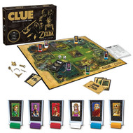 usaopoly legend of zelda clue board game