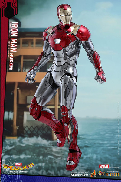 Iron Man Mark XLVII 1:6 Scale Figure
