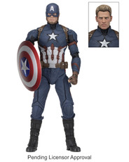 Captain America Civil War 1:4 Scale Figure
