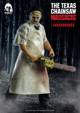 threezero leatherface sixth scale action figure