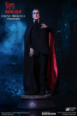 Count Dracula 1:4 Scale Statue