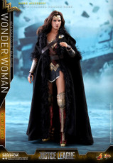 hot toys justice league wonder woman deluxe figure