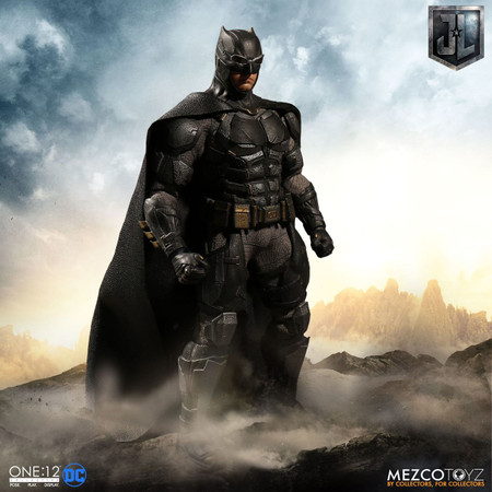 one 12 collective tactical suit batman