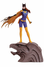 fantasy figure gallery batgirl 1/6 scale resin statue