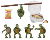tmnt 1990 baby turtles action figures