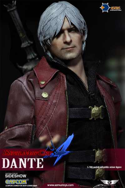 asmus toys devil may cry IV dante sixth scale figure
