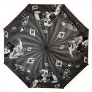 DC Comics Harley Quinn Liquid Reactive Umbrella