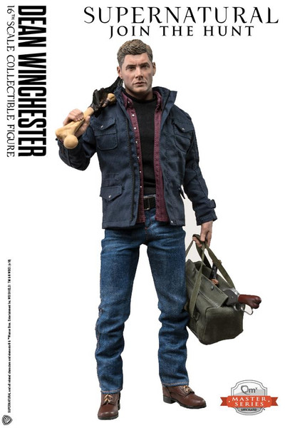 qmx supernatural dean winchester one sixth scale figure